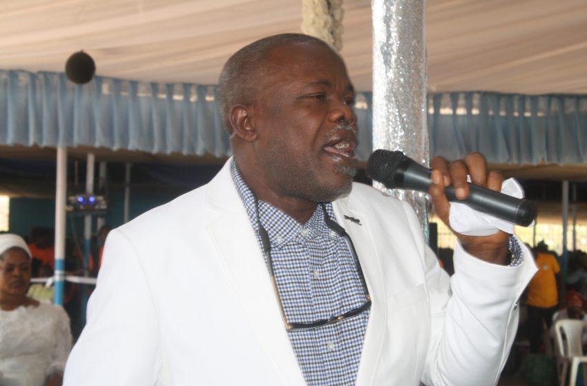 I Am The Only Speaker Who Professes Jesus Christ  -Honourable Oleyelogun